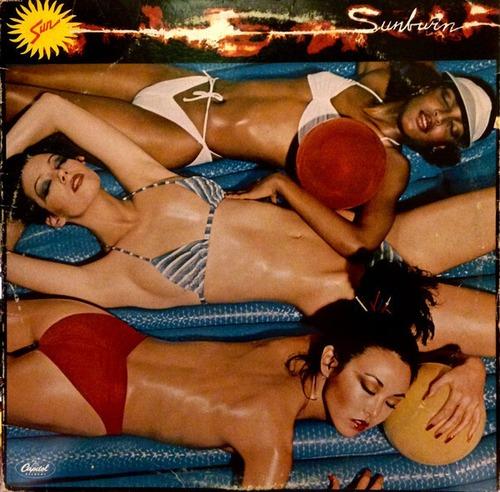【USED/LP】SUN - Sunburn(US ORIGINAL)