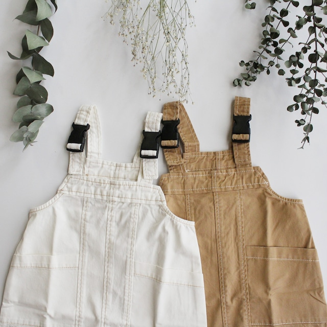 OCEAN&GROUND  CHINO JAMPERSKIRT 1017702 90-140 ※1点までメール便可