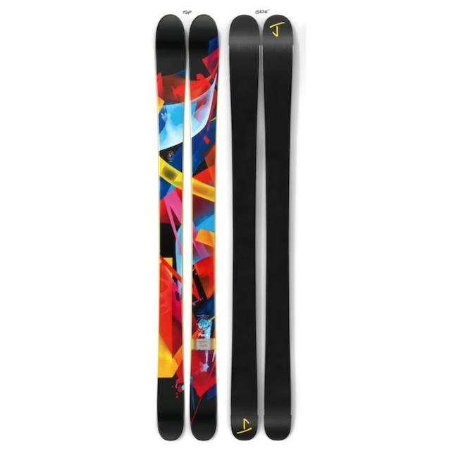 【予約】J skis - マスターブラスター「ピース」MadC x Jコラボ限定版スキー【特典付き】