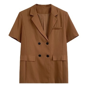 Half sleeve jacket(ハーフスリーブジャケット)b-236
