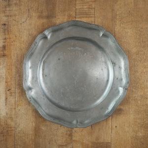 エタンのリム皿