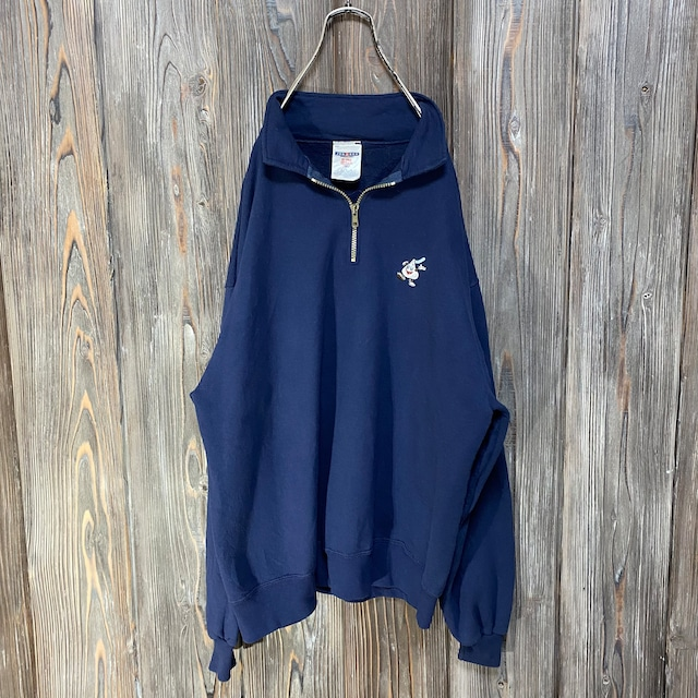 [used]cute character one point pullover