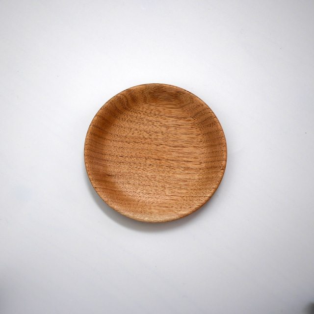 【現品】お皿(クルミ)