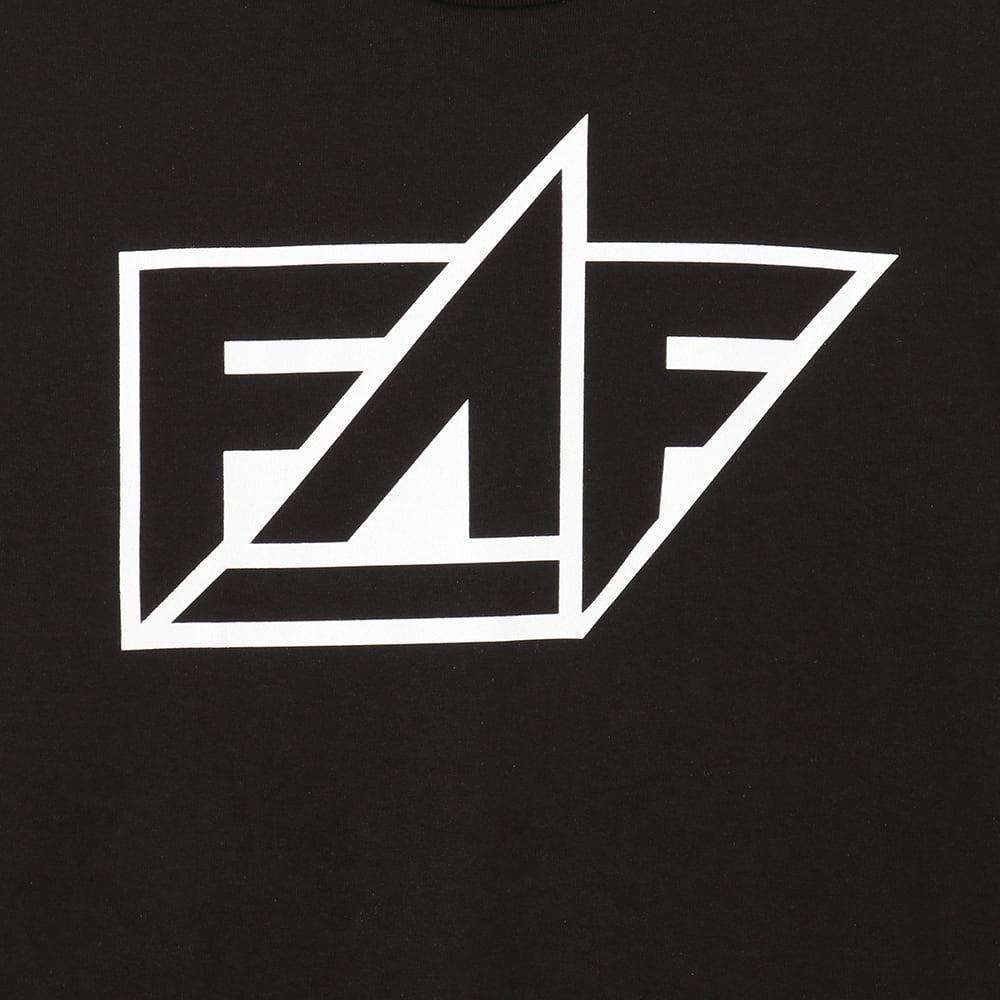 FAF Logo Tee - Black - 画像3