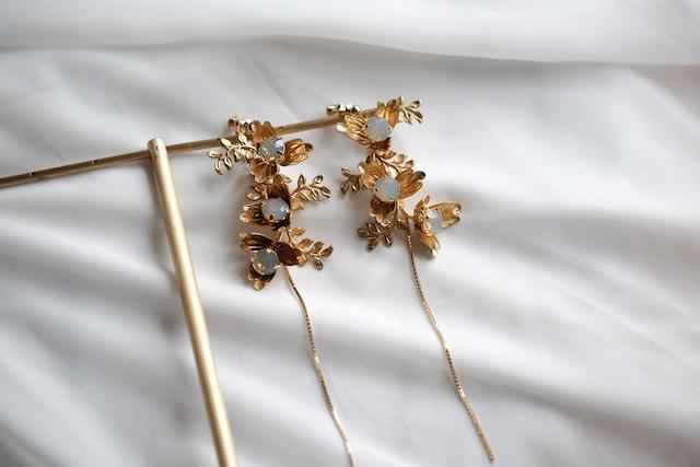 Bridal Earring・vintage・2008/sale