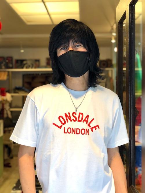 【ARCHIVE】【 LONSDALE × DUSTANDROCKS 】Classic Logo T-shirts