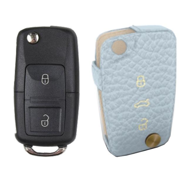 Volkswagen 専用 Type-D Car Key Case