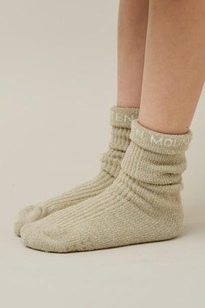 MOUNTEN.  logo tube socks