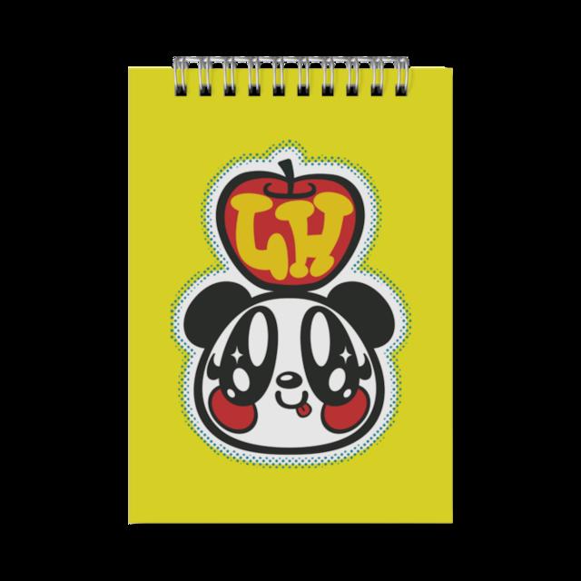 LOVERSHOUSE Apple and Merry/スーパーラヴァーズメモ帳