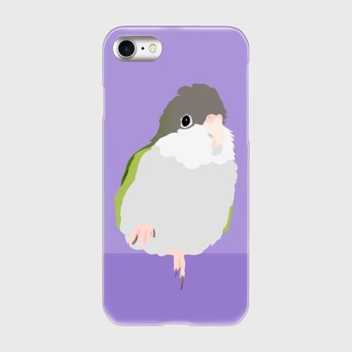 iPhoneケース ユウギリインコ【各機種対応】