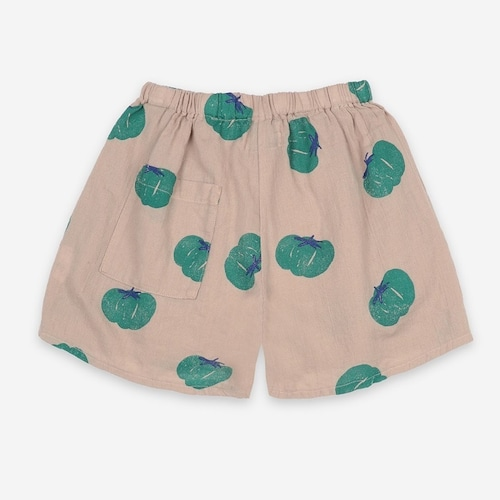 BOBOCHOSES Tomatoes All Over Woven Shorts