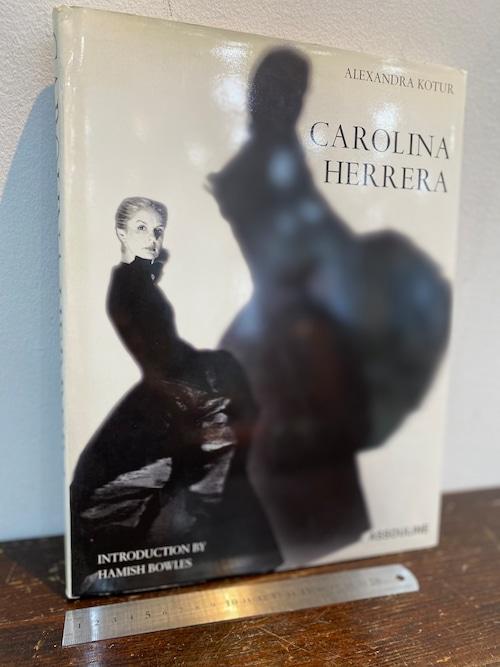 洋書 CAROLINA HERRERA写真集