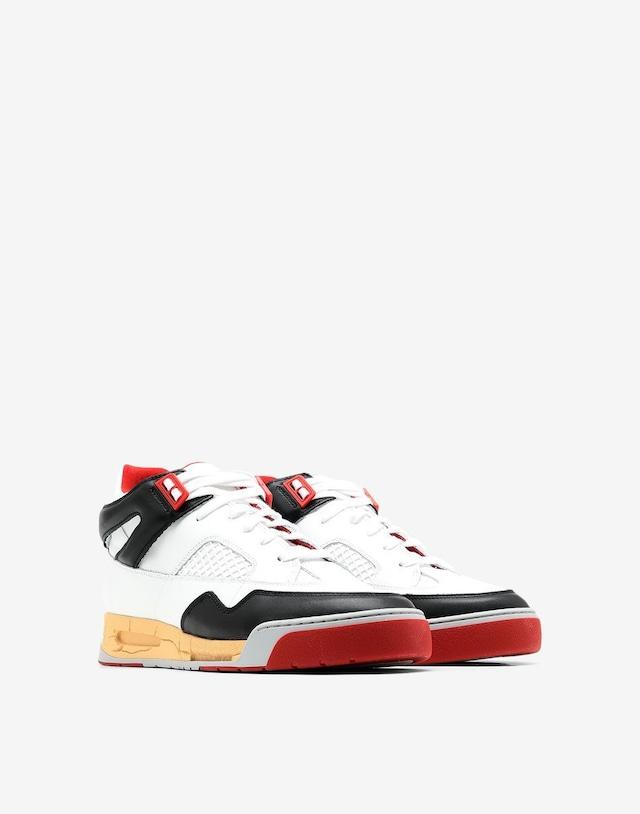 Maison Margiela  ddstock lowtop sneaker white
