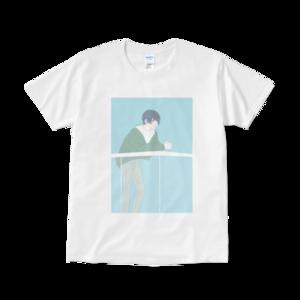 手すり Tシャツ