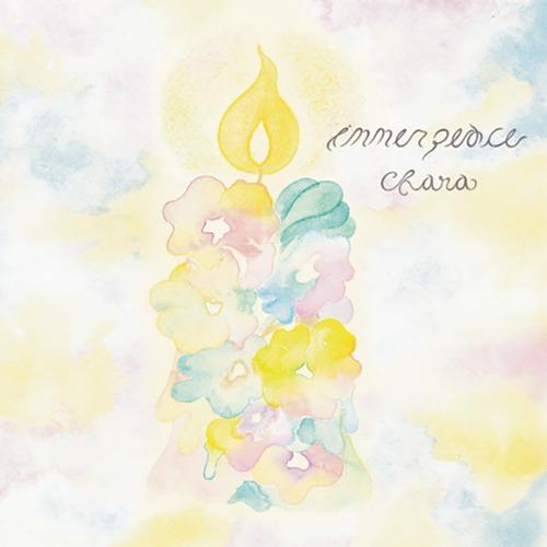 "【10""】Chara - Inner Peace(限定/ブラック・ヴァイナル)"