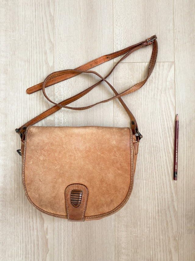 used leather bag No.010「郷愁エタニティ」