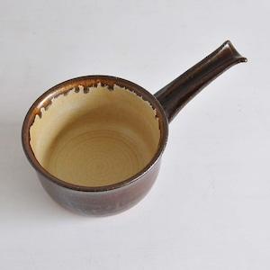 廣川温 片手鍋(深)(耐熱器)