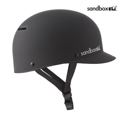 SANDBOX CLASSIC 2.0 LOW RIDER  -BLACK (MAT)-