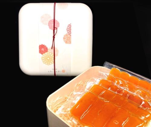 「 からすみ 西京味噌仕立て」5Pギフト ※化粧箱付