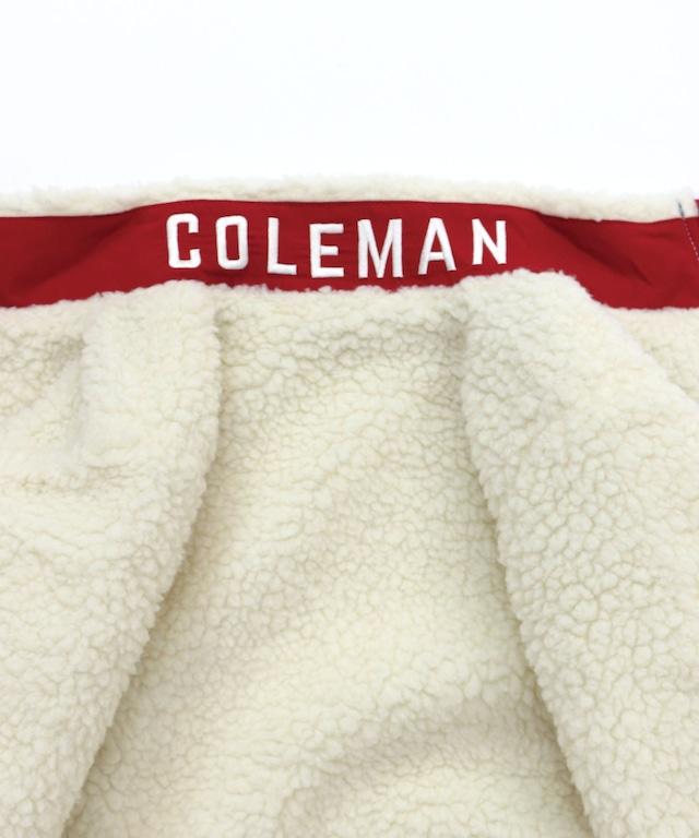 《Coleman》 ボア ジャケット