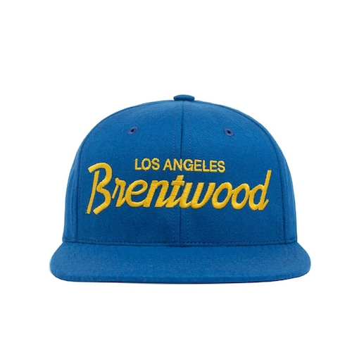 HOOD HAT BRENTWOOD BRUIN