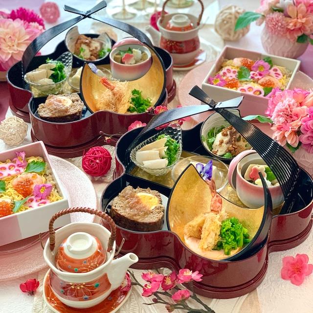 2020.02 お雛祭り向けのお料理レッスン 献立まとめ