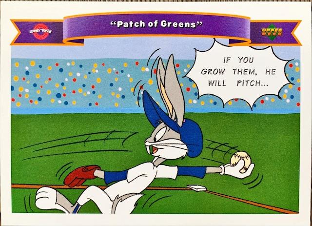 MLBカード 92UPPERDECK Looney Tunes #138