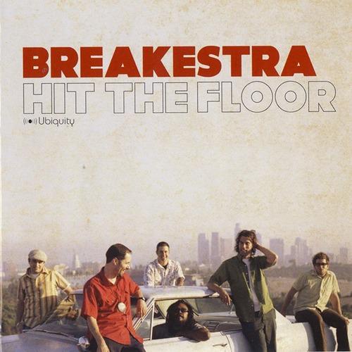 【ラスト1/LP】Breakestra - Hit The Floor