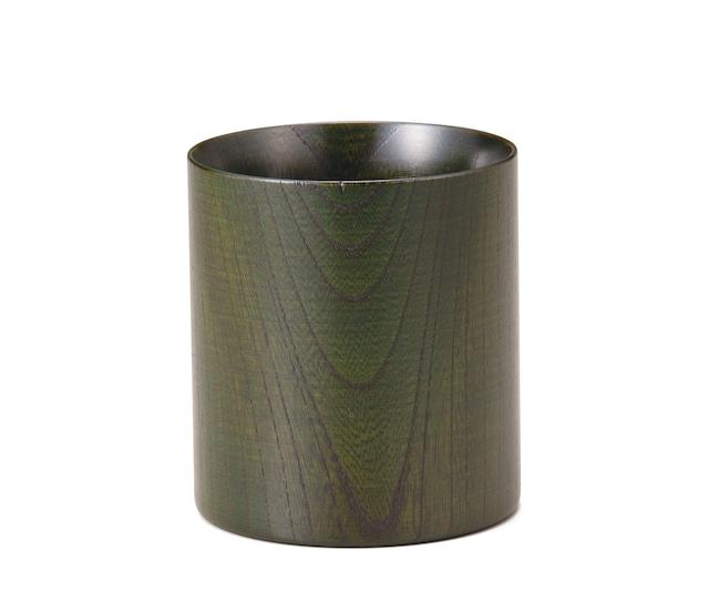 SX-0596 欅マグカップ グリーン