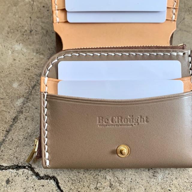Compact Wallet <Aonoha 限定カラー>