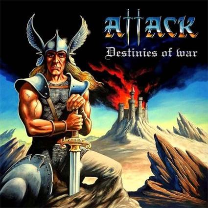 """ATTACK """"Destinies Of War"""" (輸入盤)"""