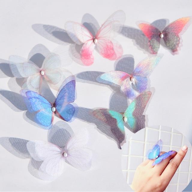 胡蝶の夢 リング