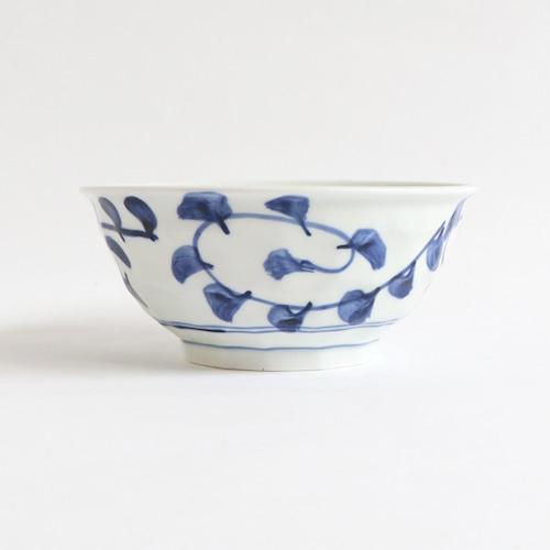 たたき飯碗(口径12cm) 大人・男性向け たこ唐草【2061-6060】