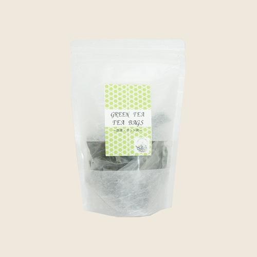緑茶ティーバッグ (5g × 20個)