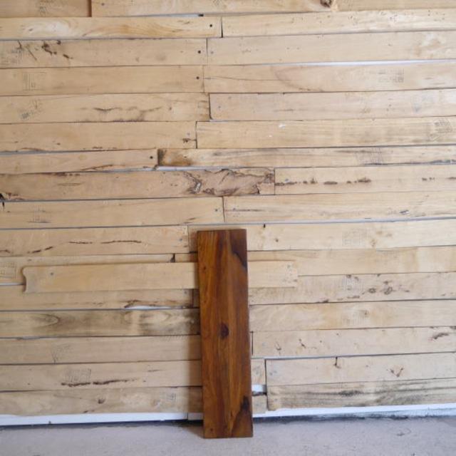 シーシャムウッド棚板 14×60×1.5cm