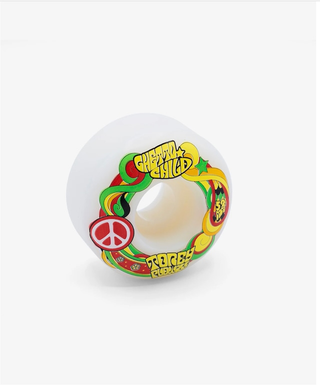 GHETTO CHILD PEACE - TOREY PUDWILL 52MM 101A