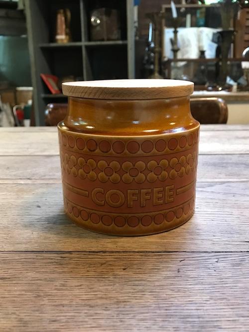 <ホーンジー>Hornsea saffron キャニスター COFFEE