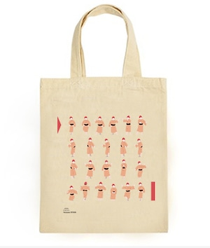 『黒島口説』 - A4サイズシンプルバッグ