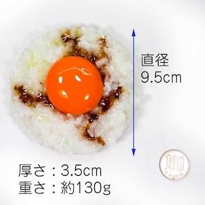 卵かけご飯 食品サンプル ディスプレイ用