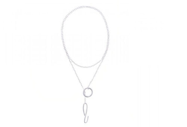 Sea'ds mara/シーズマーラ Crochet hook motif necklace 21A1-06