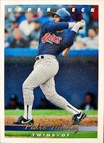 MLBカード 93UPPERDECK Pedro Munoz #341 TWINS