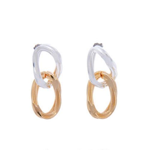 Sead's Mara/シーズマーラ Groove chain W earring・pierce 21A3-57