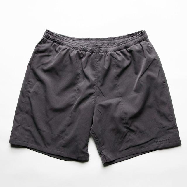 【Answer4】 3Pocket Short Pants (Grey)