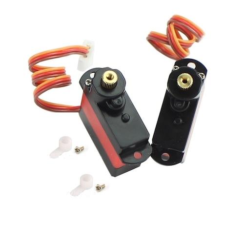 2個セット特価◆M03-009  メタルスワッシュサーボ 2個セット ※M03とE160は同一サーボです
