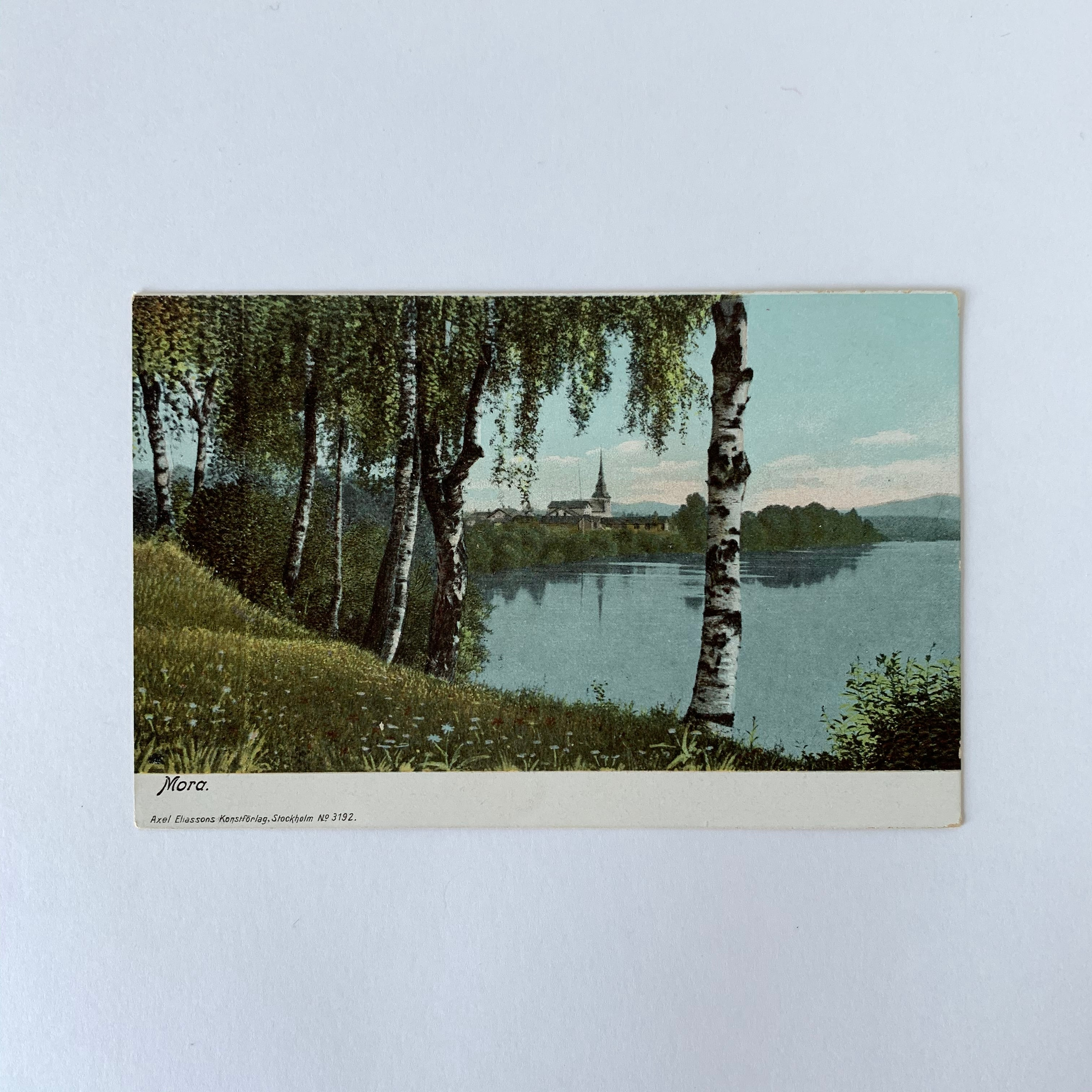 Antique Postcard No.036