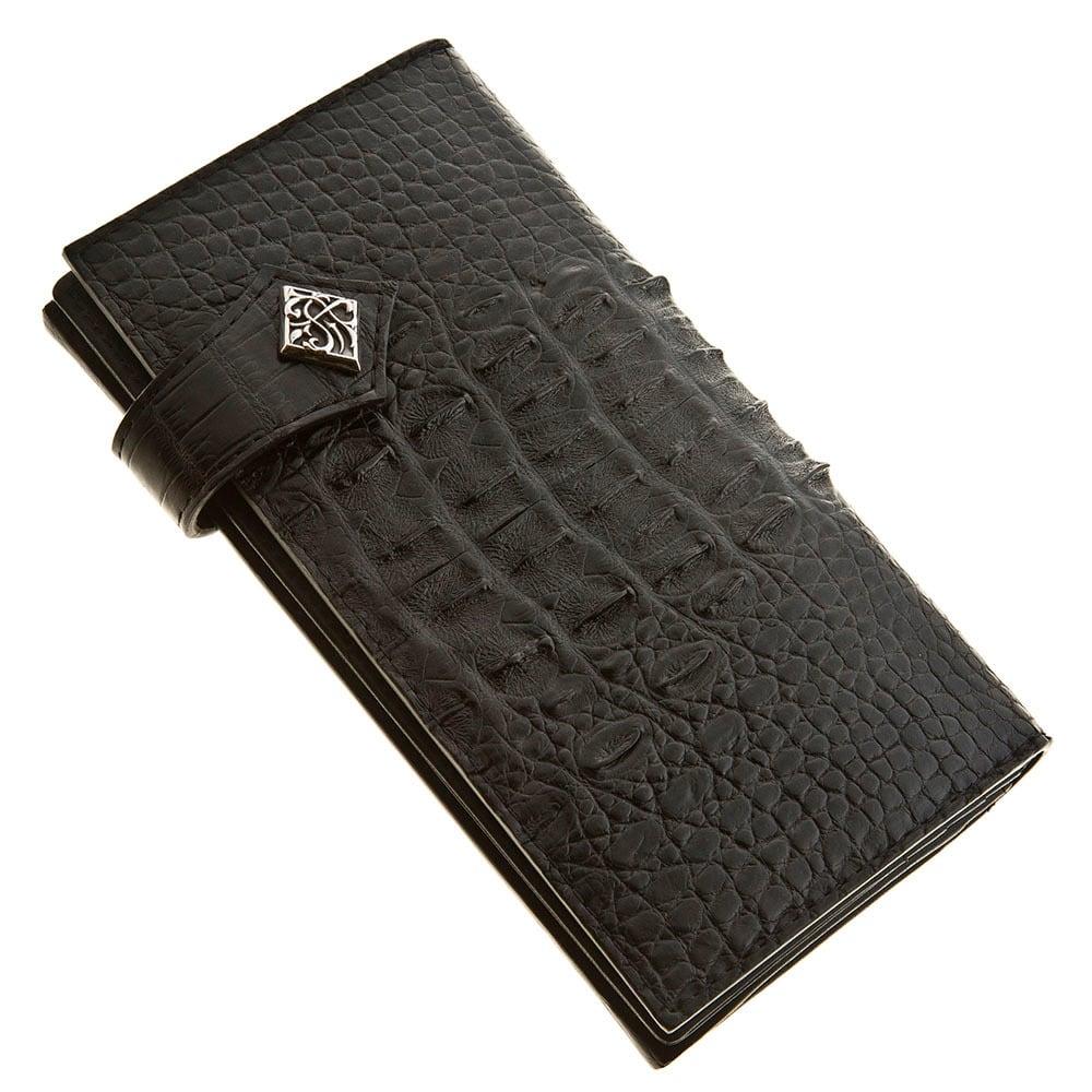 本革クロコダイルロングウォレット ACW0014 Genuine leather crocodile long wallet