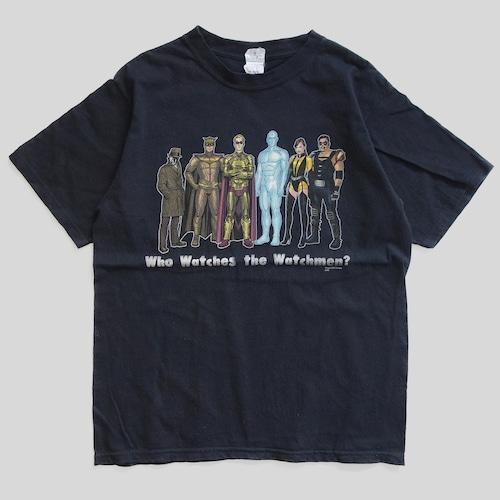 00年代 ウォッチメン 映画 Tシャツ 【M】   アメコミ アメリカ ヴィンテージ 古着