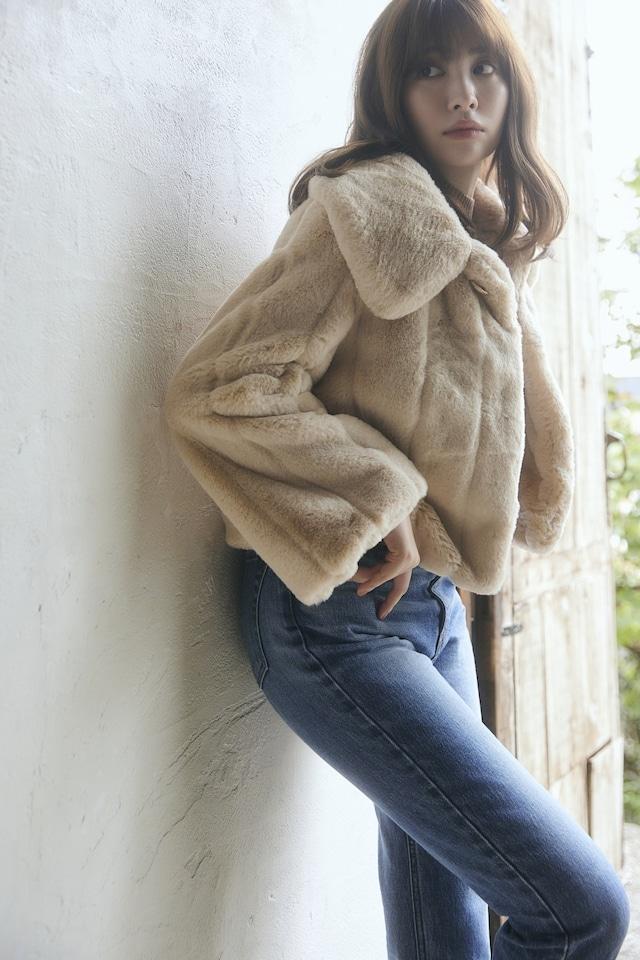 Winter Love Faux Fur Coat