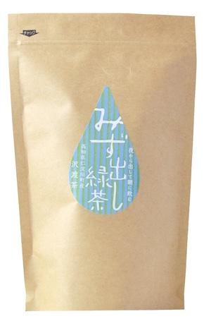 みず出し緑茶 6g×12袋
