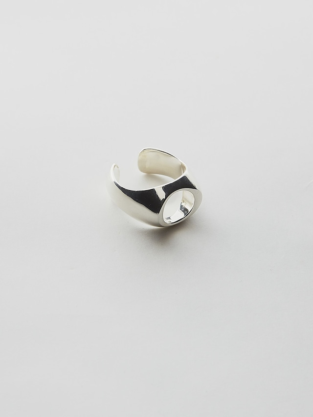 WEISS Nuance Oval Ring Silver wei-rgsv-01